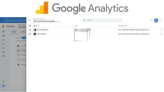 Luxury Brand Marketing Google Analytics